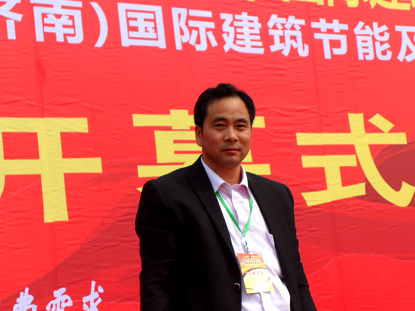 新奥特科技总经理在济南国际建筑